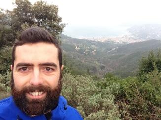 Hiking in Italy (Spotorno)