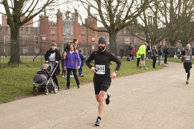 Hampton Court Half Marathon February 2017 by #SussexSportPhotography.com 10:30:19 AM #racephoto